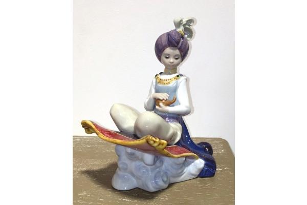 Art. 010.08532 – Aladino collezione Privilege Lladrò