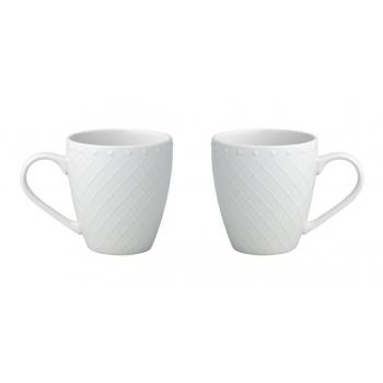 Art. 53371 Coppia di tazze mug Burlesque Brandani