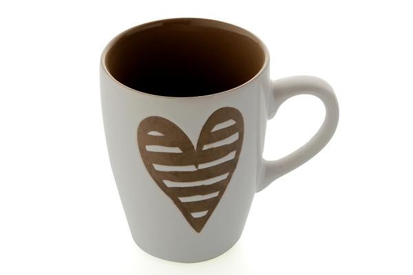 Art. 55677 Tazza mug Batticuore Brandani