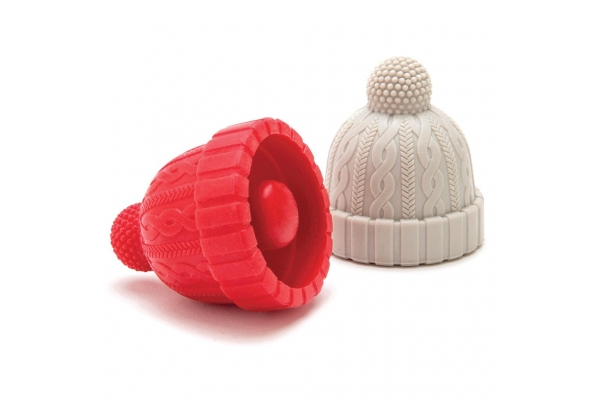 Beanie - Set 2 tappi in silicone Happy Kitchen