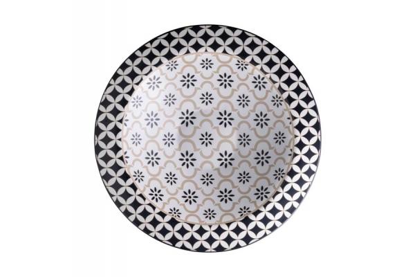 Centrotavola fondo Alhambra