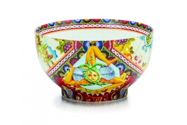 """Coppetta in porcellana Collezione """"Santa Rosalia"""""""