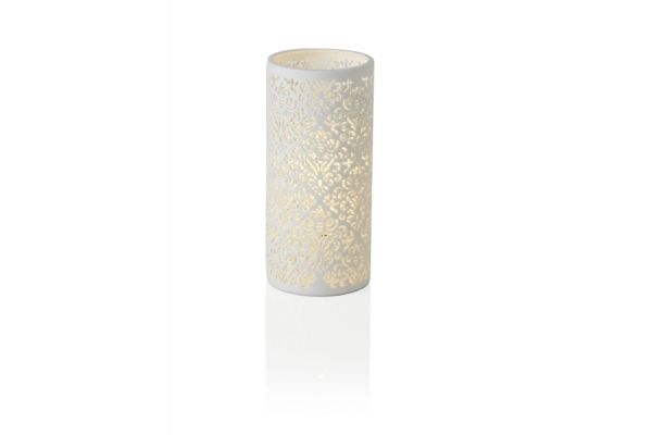 Lampada a cilindro *Jacquard* 28cm
