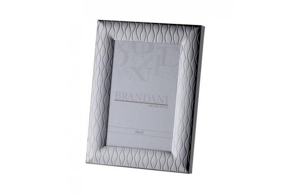 Portafoto ALTAMAREA silver plated 10x15cm