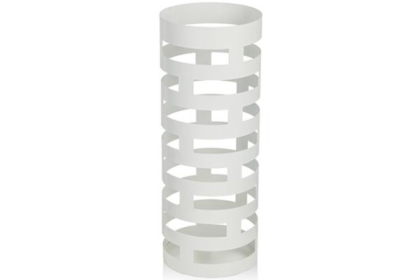 Portaombrelli sagomato cilidrico *Stripes*