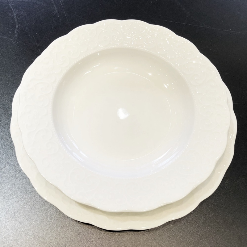 Set piatti per 6 persone Gan gala Brandani