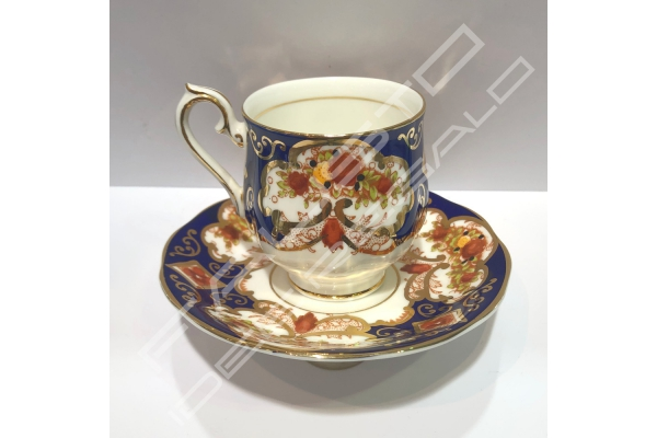 "Tazza caffè ""Hairloom"" Royal Albert"