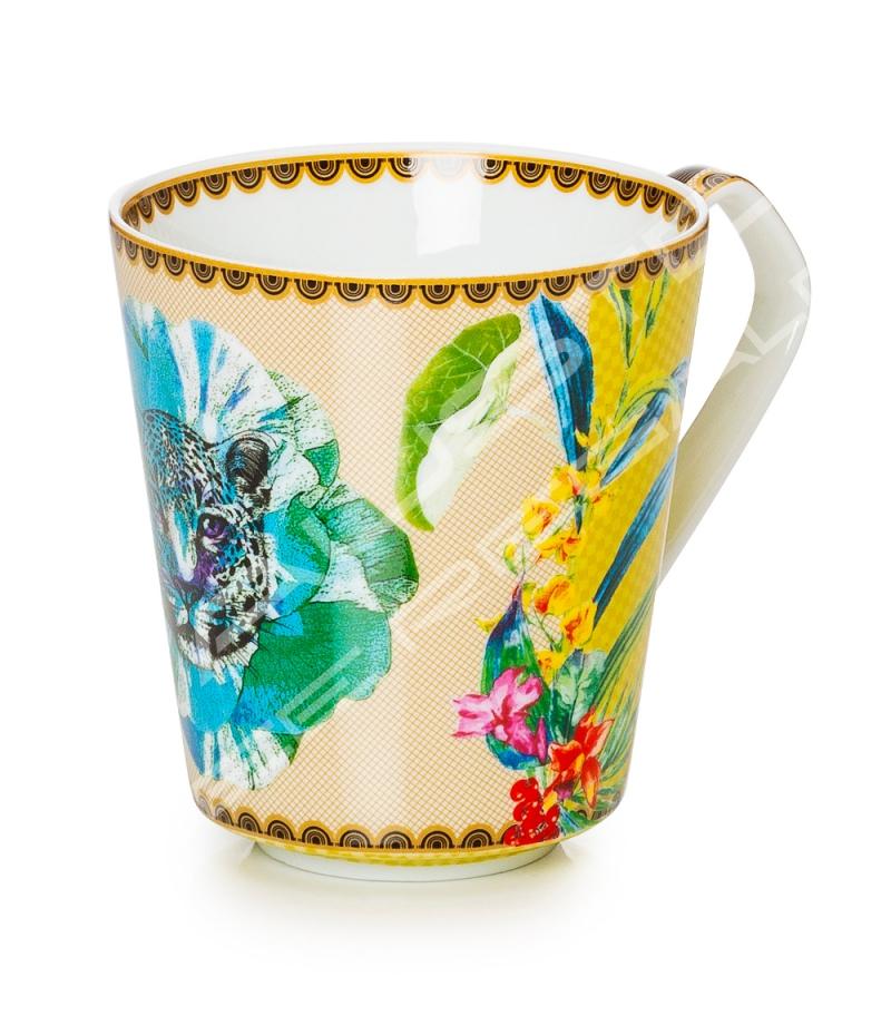 """Tazza mug in porcellana Collezione """"Été Savage"""""""