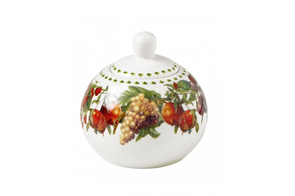 Zuccheriera in porcellana collezione Le Primizie Brandani