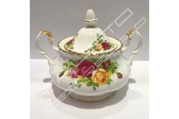 Zuccheriera Old Country Roses Royal Albert